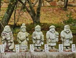 ご利益を授かろう!東京都内の七福神めぐりスポット