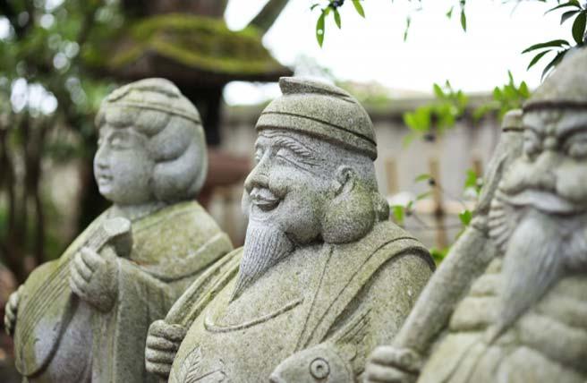 七福神とは?見分け方や由来、ご利益を知ろう|日本の神様