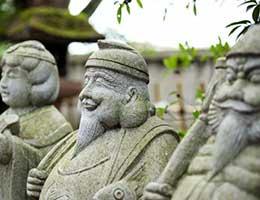 七福神とは?見分け方や由来、ご利益を知ろう│日本の神様