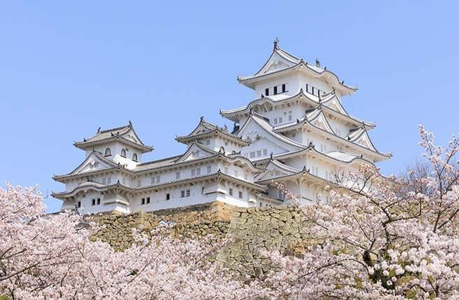 開運、勝負運アップのパワースポット!日本の城めぐり