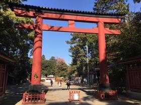 武蔵一宮 氷川神社(大宮氷川神社)