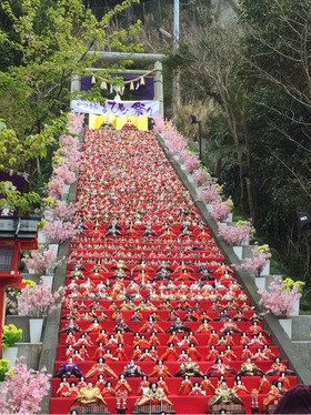 遠見岬神社(とみさき神社)