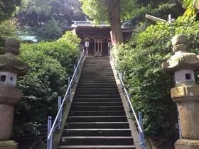 走水神社(はしりみず神社)