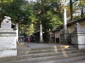 調神社(つき神社)