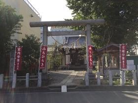 庚申神社(こうしん神社)