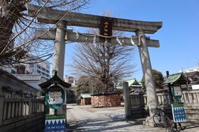 今戸神社(いまど神社)
