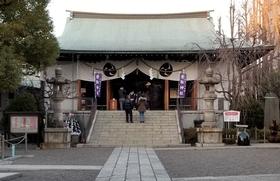 亀戸香取神社